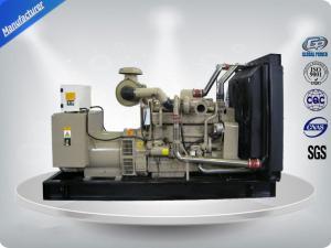 China 140KW/175KVA Cummins Open Diesel Generator, 3 phase 6 cylinder with Stamford alternator on sale