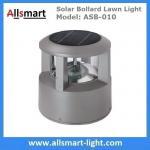 El césped solar delicado de aluminio 14LED enciende la iluminación solar del jardín de la lámpara solar de la yarda para el fabricante del chino de la decoración