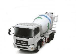 China 8CBM Cement Ready Mix Concrete Mixer Trucks For Long Distance Transporting on sale
