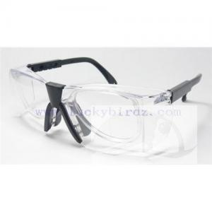 China rx safety glasses with soft nose pad  dentist on sale