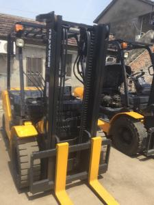 China komatsu FD30T-16 second-hand  lift truck original made in japan on sale
