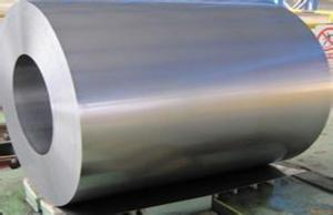 China Thin Zinc Coated Cold Rolled Steel Plate , Galvanised Sheet And Coil on sale