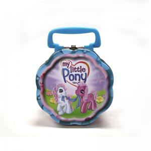 China My Little Pony Lunch Tin Box on sale