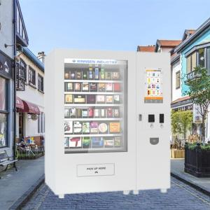 China Touch Screen Mini Snack Vending Machine , Cold Drink Gumball Vending Machine on sale
