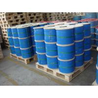 6mm 304 1x19 Stainless Steel Wire Rope For Food Industry , High Tensile