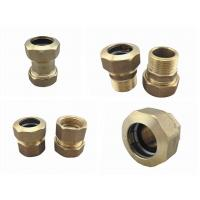 solar water heating system / solar collector copper fittings