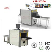 Through Typ X ray baggage scanner detector for Hotel  hand baggage and parcel X ray luggage inspetion XST-5030A