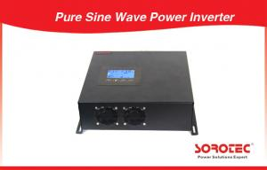 China Electrical DC - AC  Power Inverter , 3000va Pure Sine Wave Home Power Inverter on sale