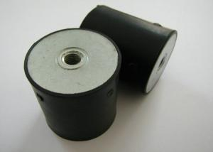 China Custom Molded Rubber Shock Mounts /  NBR , EPDM , SBR Rubber Buffer on sale