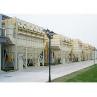Industrial Impulse Bag Dust Collector , Filter Bag Filter Dust Removal Technology