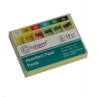 Gapadent  Absorbent Paper Point Root-Canal Filling Material Use in Dental Clinic , Hospital