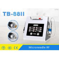 0.5-3mm Adjustable Fractional RF Micro Needle Machine For Wrinkle Removal