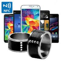 China HOT Cool Smart NFC Ring Smart waterproof for iphone 6 Android Phone For Samsung XIAOMI on sale
