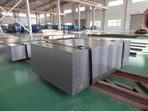 China Full Hard Cold Rolled Steel Plate , High Strength Cold Rolled Steel Strip on sale