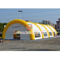 Commercial Inflatable Tennis Tent For Sports Arena Outdoor Activity