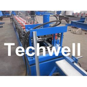China High Speed 0 - 25m/min Metal Stud and Track Roll Forming Machine TW-ST45 on sale