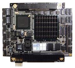 China PC104 SBC with AMD LX800 /500MHz CPU AMD Geode™ CS5536 chipset EVOC 104-1649 on sale