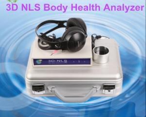 China 3D NLS Health Analyzer health test machine on sale