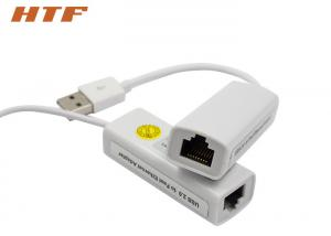 China USB LAN RJ45 USB Network Card 10/100Mbps Port Ethernet Adapter Converter on sale