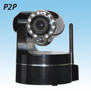 China Indoor IR IP Camera with P2P on sale