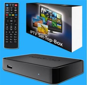 China Mag250 Arabic IPTV Box with popular Channels Sport Arabic English Kids Adults on sale