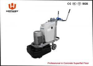 China 600mm Grinding Width Marble Floor Grinding Machine 3 Phrase Low Noise on sale