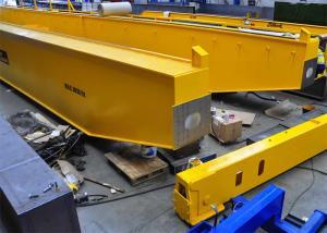China Double Girder Overhead Crane 5 tons to 20 tons European Optimized Design on sale