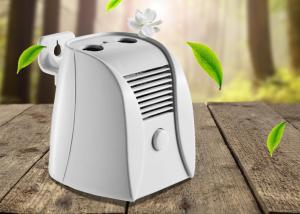 China Small Office Desktop Dual Electronic Air Purifier with Ion and Ozone Technology on sale