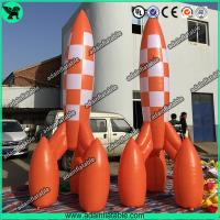 China Inflatable Rocket For Space Events on sale