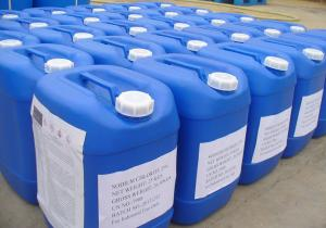 China sodium chlorite solution (25kg package) on sale