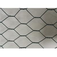 China High End PVC Coated Hexagonal Chicken Galvanized Wire Netting  For Garden on sale