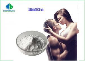 China CAS 171599 83 0 Male Enhancement Steroids Sex Enhancer Sildenafil Citrate on sale