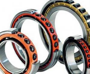 China 7210AC Angular contact ball bearings factory  50x90x20mm P6 on sale