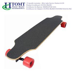 China Dual Drive 300W Wireless Remote Control Skateboard Electric Longboard on sale