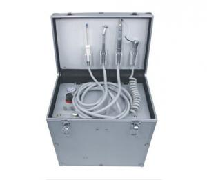 China Foshan price electric mobile dental unit equipment, portable dental turbine unit on sale