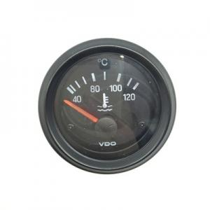 China VDO Water Temperature Gauge with Temp Sensor 12V / 24V optional on sale