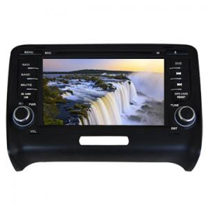 China Factory AUDI TT In Dash Special Car DVD Navigation Player with Analog/Digital TV on sale