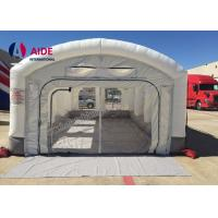 Cheap mobile car inflatable paint booth/ inflatable spraying booth/ inflatable spray booth
