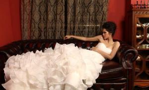 China NSN Bridal Wedding Dress on sale
