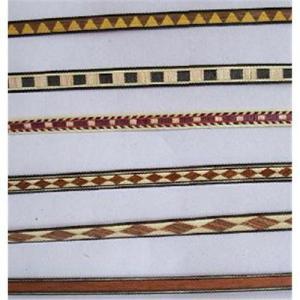 Wood veneer inlay banding/marquetry for sale – Veneer edge ...