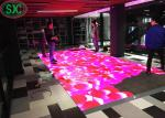 China 1R1G1B Outdoor P6 IP65 LED Dance Floor 1/8 Scanning For Concert Advertising wholesale