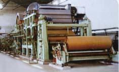 China 1092mm Corrugated Paper Machine on sale