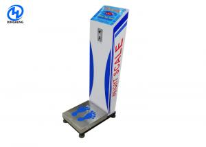 Quality Iron Coin medical weight scales with led display and Rs232 for sale