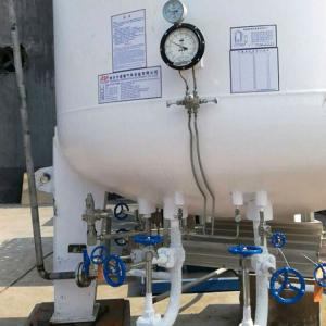 5m3 cryogenic liquid CO2 tank for sale – cryogenic tank manufacturer