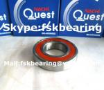 China ABEC-5 6205-2NSE9 NACHI Deep Groove Ball Bearing Double Seal wholesale