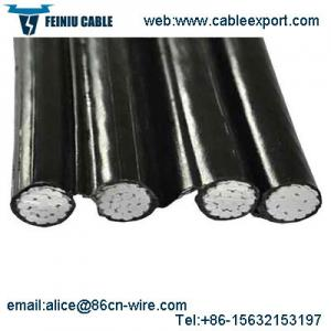 China ABC Aerial Bunched Twisted Pair Cable on sale