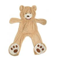 DIY Gift Empty Giant Teddy Bear Skin Shell 63 Inches Soft Toy Dolls Eco Friendly