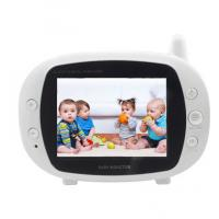 China RGB full color screen LCD Baby Monitor With Night Vision + temperature display on sale