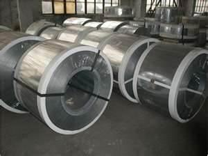 China custom hot dipped galvanized cold rolled stainless steel strip coils for tube making on sale