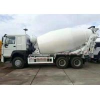 Safe Concrete Mixing Equipment Concrete Cement Mixer 371 HP Horsepower